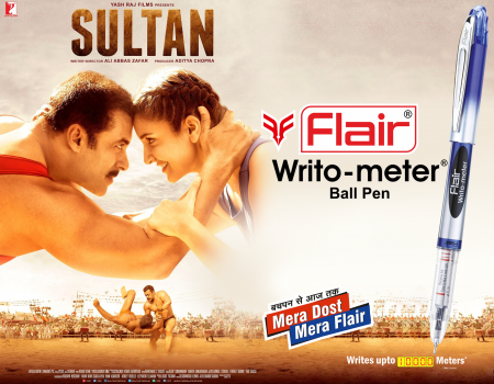 Flair In-Film Association Sultan